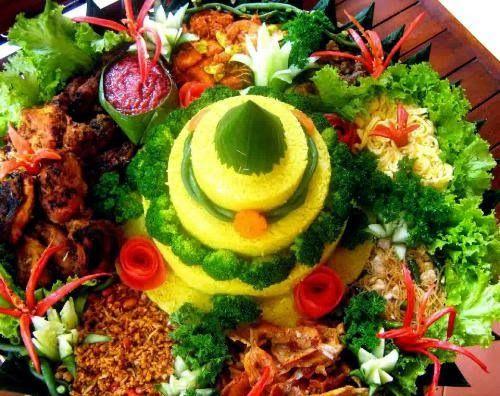 10 best {Food} Pulut Kuning images on Pinterest | Food art ...
