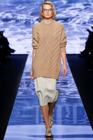 Max Mara Le tendenze moda dell'autunno-inverno 2015/16 - VanityFair.it