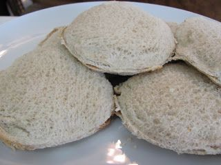 Running Upward: Homemade Smuckers Uncrustables (because buying them is a rip-off!) - for my long runs instead of eating that nasty GU stuff.