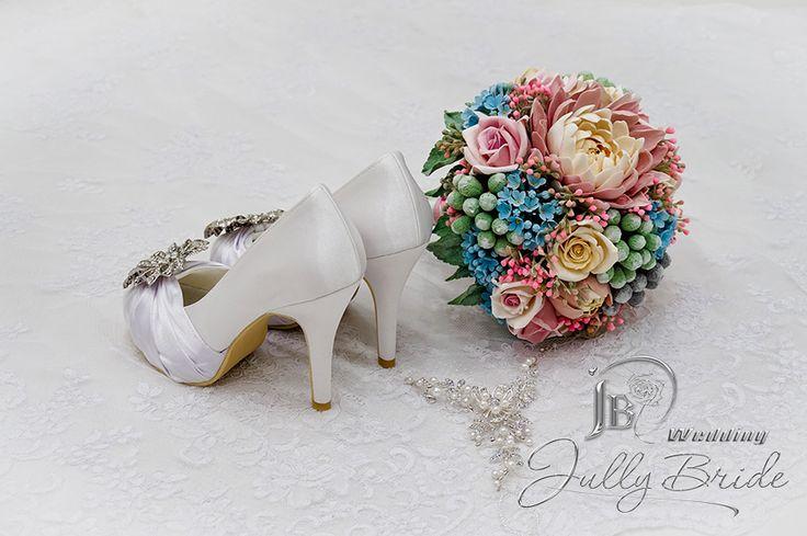 Свадебные туфли 47