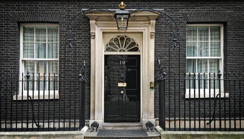 England: Gloss Black, The Doors, High Gloss, Numbers 10, Glossy Black, Black Doors, Black Front Doors, Prime Minist, Design Home