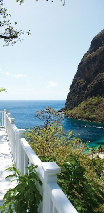 Best Comeback Runner-up: Sugar Beach, A Viceroy Resort in St. Lucia. #JetsetterAwards