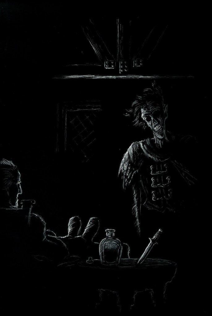 [MÊS DO HORROR] Histórias de Fantasmas #4