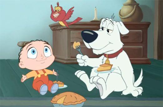The Family Guy Disney Experience.