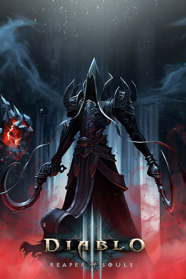 FreeiOS7 | diablo-reaper-of-souls | freeios7.com