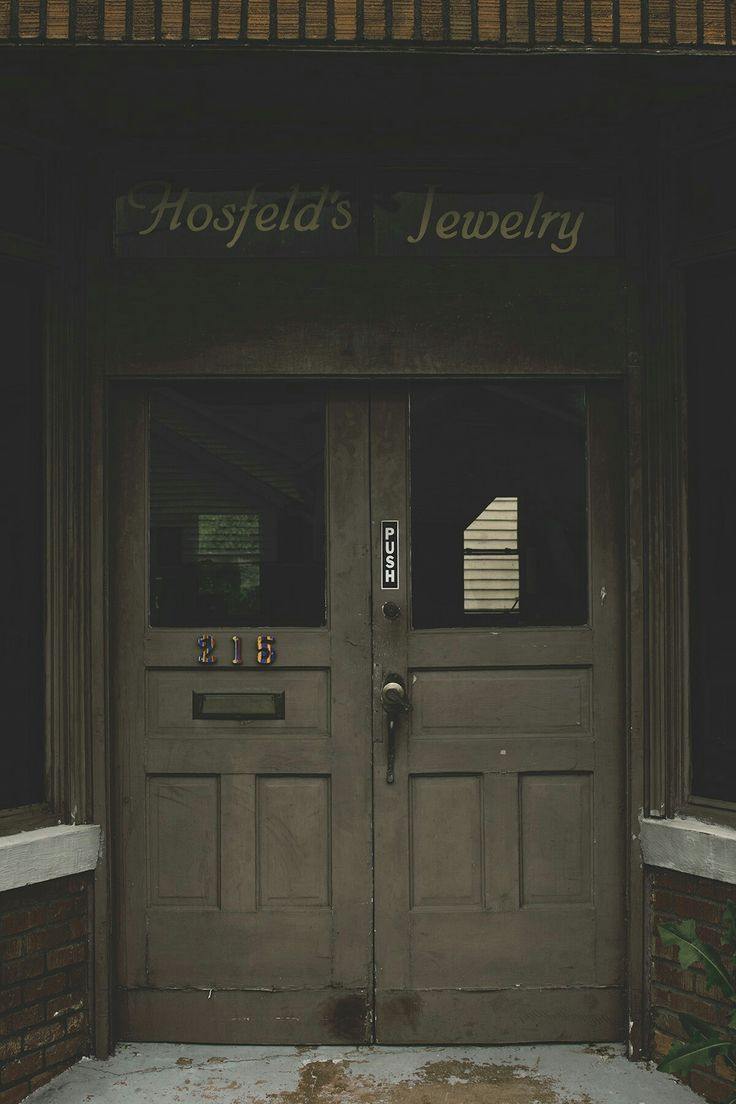 Old Abandoned Building | Street Photography  By: AnthonyAwaken.com