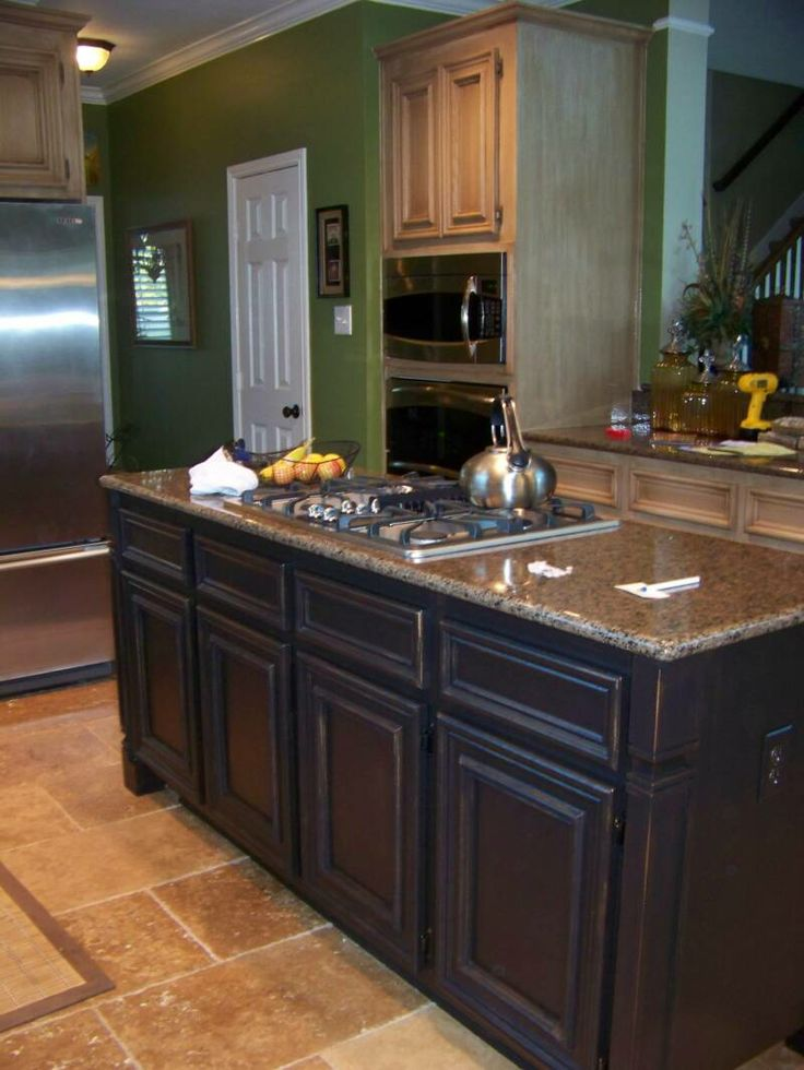 17 best images about creative finishes on pinterest for Refinishing old kitchen cabinets