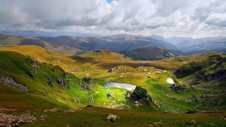 Parang Mountains, Romania