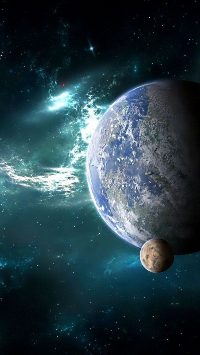 Beautiful Moon - ❅ www.pinterest.com/WhoLoves/Outer-Space ❅ #OuterSpace #Earth