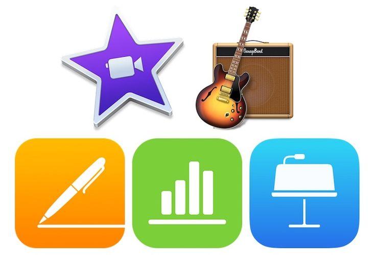 Apple Oferă Gratuit Aplicațiile iMovie, GarageBand, Pages, Numbers și Keynote Tuturor Utilizatorilor de iOS și Mac
