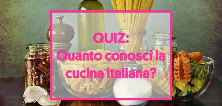 Se conosci davvero la cucina italiana, rispondi al nostro quiz per testare…
