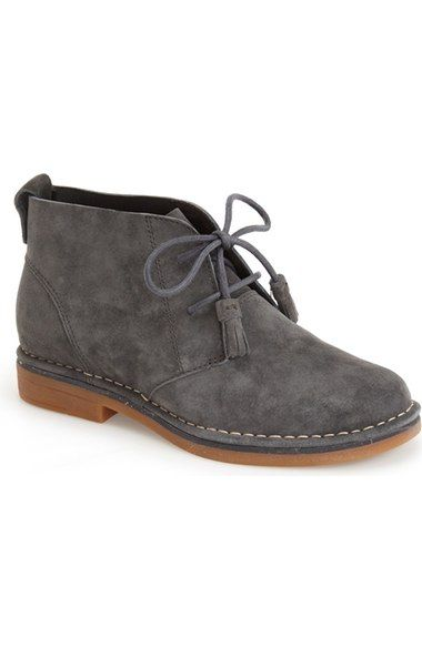 Hush Puppies® 'Cyra Catelyn' Chukka Bootie (Women) available at #Nordstrom