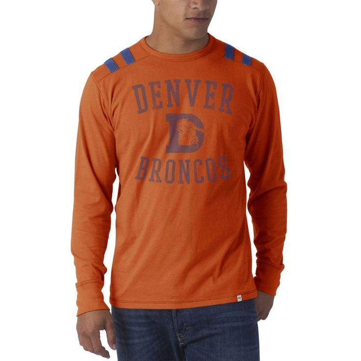 Denver Broncos - Bruiser Premium Long Sleeve T-Shirt