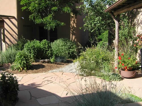 Landscaping: Courtyards Gardens, Paths Walkways, Contemporary Garden Courtyards, Landscape Design, Small Spaces, Design