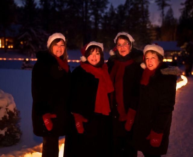 Chance Quartet at Luminaria