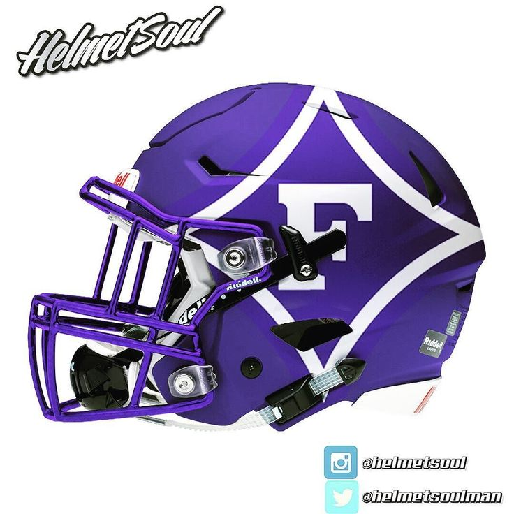 Purple #matte shell & purple #chrome #facemask for #furmanuniversity in Greenville SC @furmanpaladins @furmanequip @furmanuniversity @paladinfootball @furmanstrength #greenvillesc #southcarolina @southernconference #furman #fufootball #football #design #nike #ncaa new designs added! #helmet #collegefootball #design #nfl #football #footballhelmet
