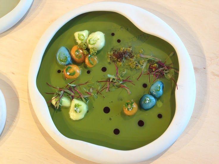 Concordia Taste, Concordia Design, Ćmielów Design Studio, Royal College of Art, Art Food,  Wystawa porcelany , Talerz Design
