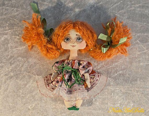 Interior Doll Interior Decor Textile Doll Fabric Toy