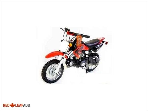 ****NEW X21A 70cc 4 Stroke Dirt Bike WHOLESALE DIRECT***** Call the leaders in off road Machines.Sinclair's Motorsports, Call 604-598-0702 Or toll free at 1-866-810-7058 ...