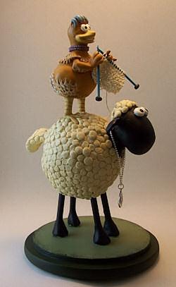 i love Shaun the Sheep