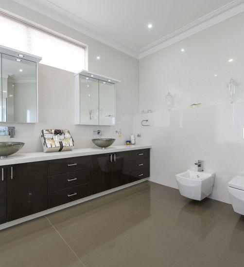 Solid ROXXstone floors and walls  Engineered Stone Images | Granite