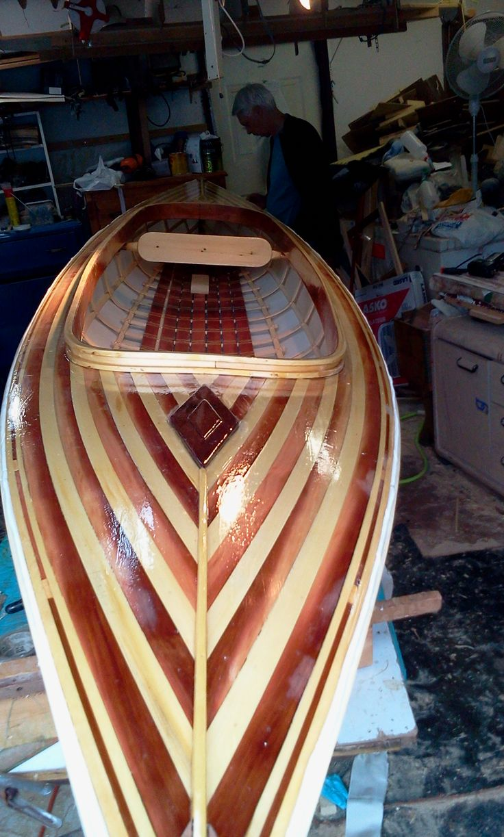 Damn cedar strip canoe pictures Wonderful stuff lovin'