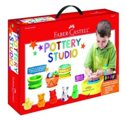 Best Kids Pottery Wheels