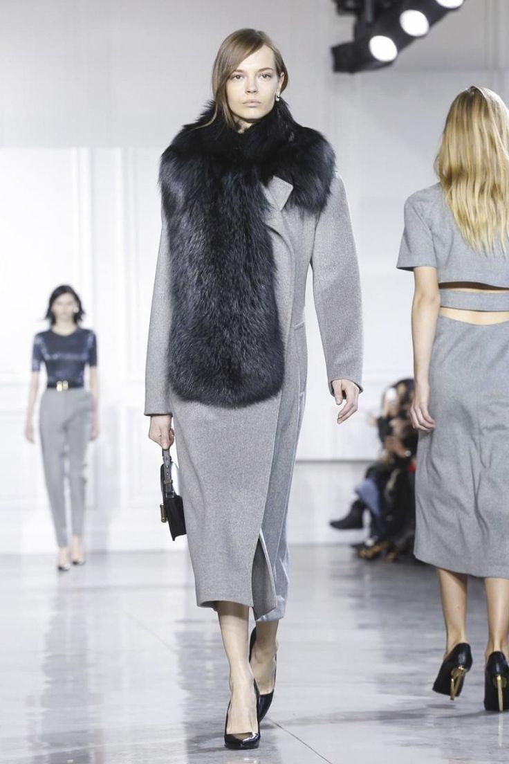 New York Womenswear A/W 2015  Jason Wu
