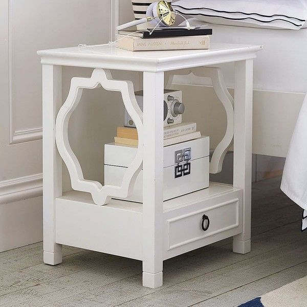 Best 25 pb teen bedrooms ideas on pinterest pb teen pb for Bedside table storage ideas