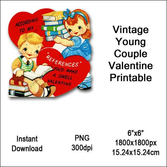 Vintage Children Valentines Card Victorian Printable Heart Child Clipart Kids Card Instant Download Digital Clip Art Image Vin0019