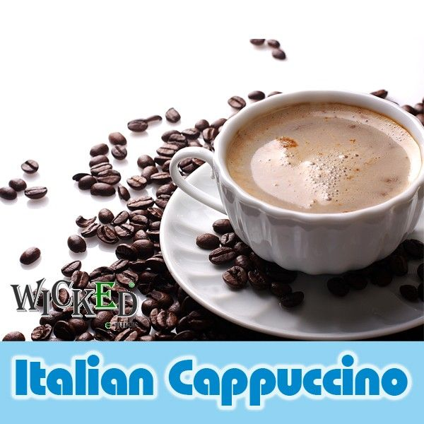 "Italian Cappuccino E Juice: Our Italian Cappuccino E Juice is a firm favourite with customers. With a full bodied, rich intense taste sensation Italian flavored Cappuccino e juice is the perfect juice to mix with any of our Tobacco juice range..... Get 10% off your first order across all products when you buy online at http://www.healthiersmoker.ie please use discount code: ""pinterest"" at the checkout!"