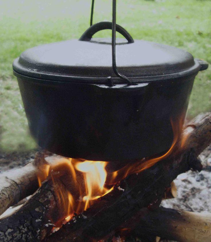 17 best images about food dutch oven cast iron cooking for Cast iron dutch oven camping recipes