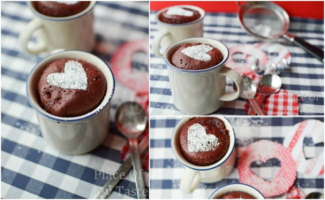 red velvet cake pots - look too cute and seem to be super easy to make