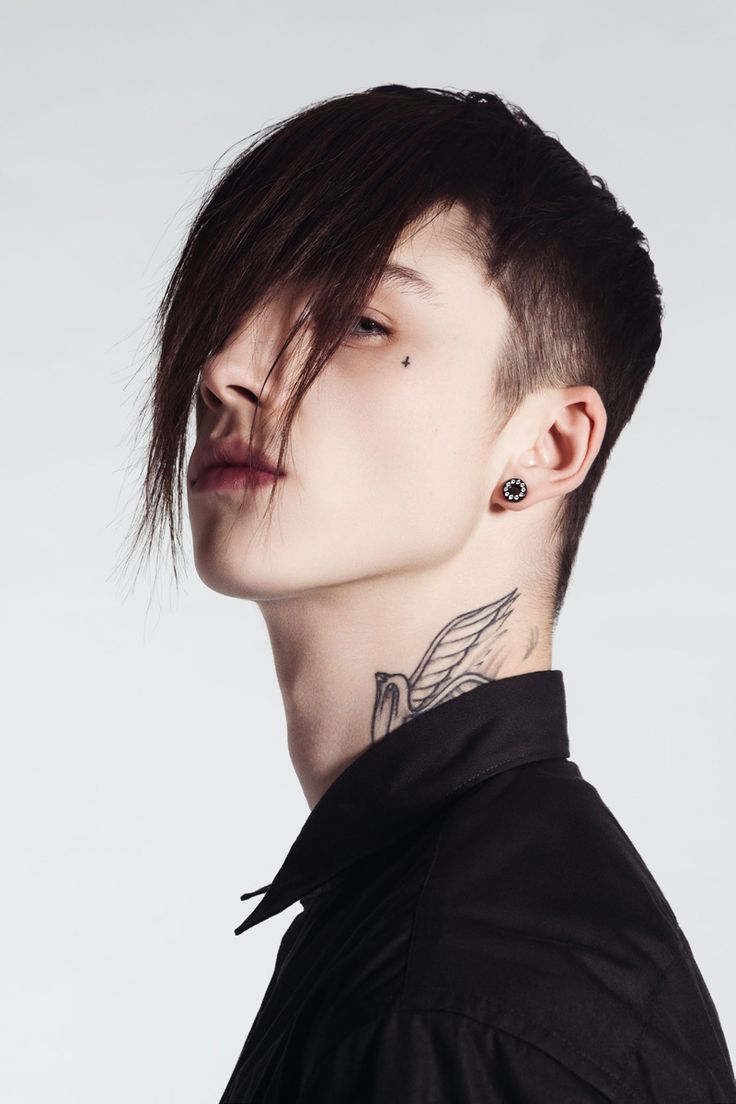 Ash Stymest by Mark Rabadan, Open Lab