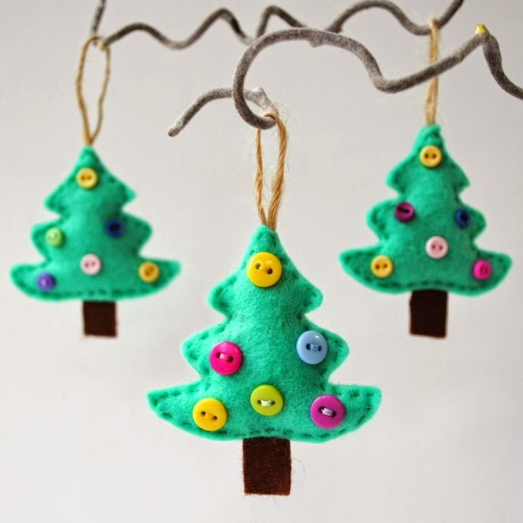 71 best Feeling crafty images on Pinterest Christmas crafts - christmas decors