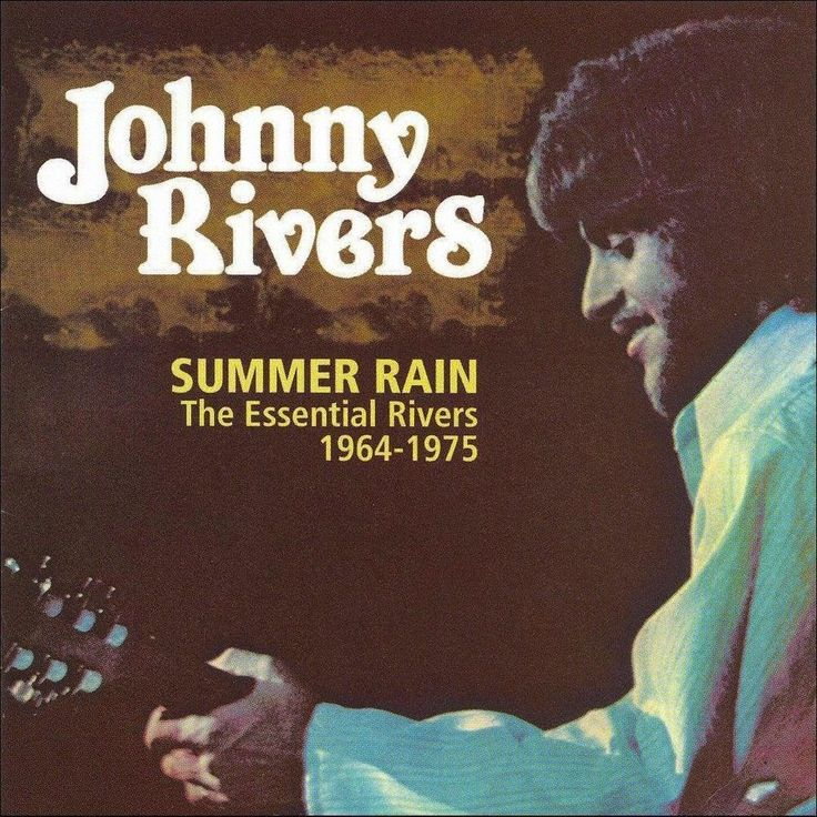 Johnny Rivers - Summer Rains: The Essential Rivers (1964-1975) (CD)