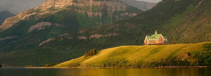Prince of Wales Hotel in Waterton Park | Glacier Park Inc.