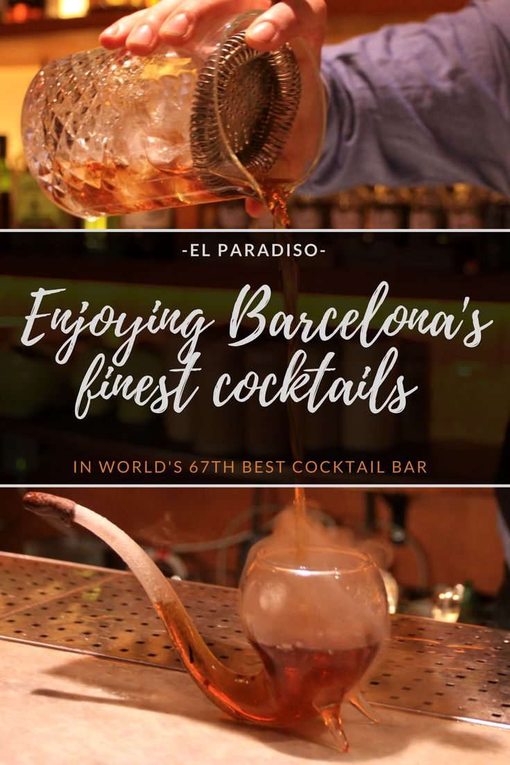 Barcelona has much to offer but not being ripped off as a tourist and to find something really unique might be a challenge! Click on this pin to read about our top 3 bars in Barcelona. You will find their location on the free downloadable map that you can use to navigate the city. Cheers!