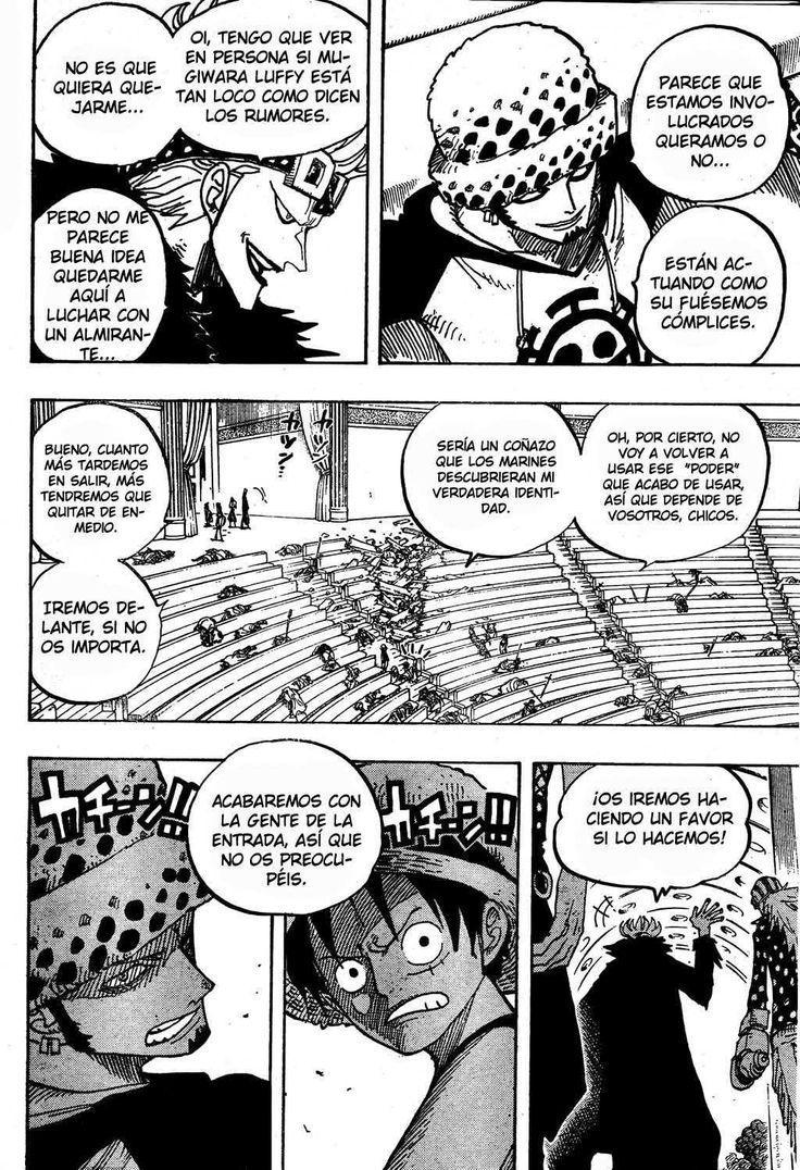 Leer One Piece Manga 504 Online Gratis HQ - Mangas en Español Online y Gratis
