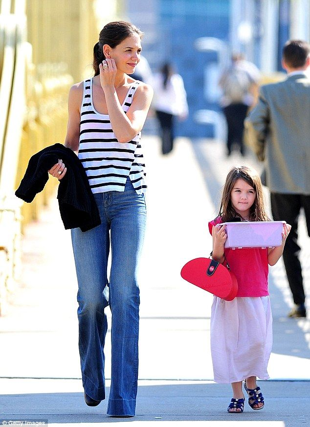 As the only daughter of Katie Holmes and Tom Cruise, Suri Cruise has had her fair share of lavish birthdays