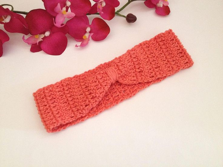 Excited to share the latest addition to my #etsy shop: Christmas present for women and girls, crochet turban headband, woman's knotted headband, boho headband, knotted boho head wrap, ear warmer http://etsy.me/2zz5LiS #accessories #hair #headband #pink #birthday #christmas