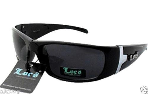 Locs-Sunglasses-Black-Frame-Black-Lenses-Sports-Wrap-8LOC9030-Hardcore