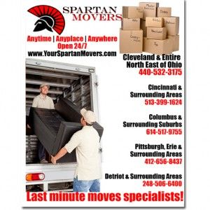 moving company flyer brochures product flyers pinterest moving companies