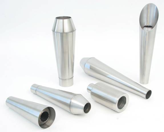 how to make your own motorcycle exhaust pipes