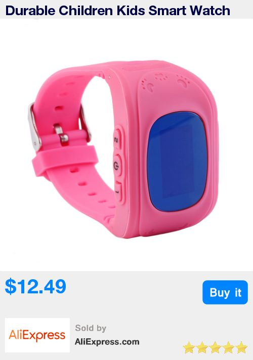 Durable Children Kids Smart Watch Q50 Accurate Locator Tracker SOS Emergency Anti-Lost Smart Wrist Watch For Android * Pub Date: 04:49 Apr 17 2017