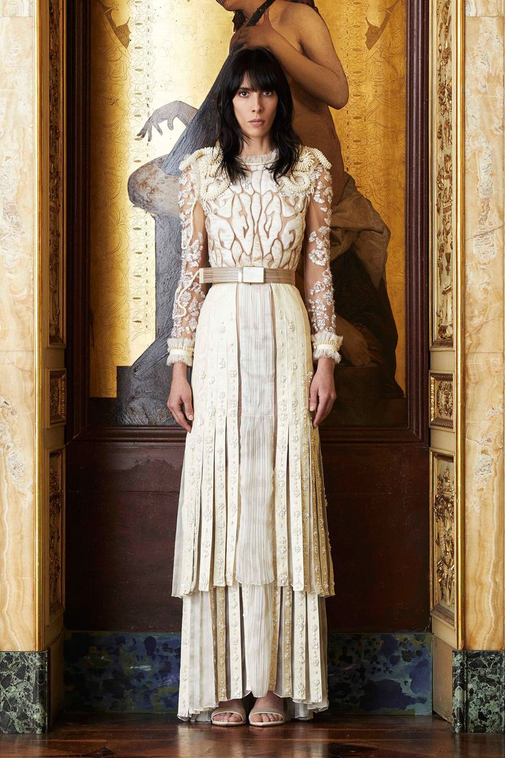 Roberto Cavalli Fall 2017 Ready-to-Wear Fashion Show MFW Milan Fashion Week