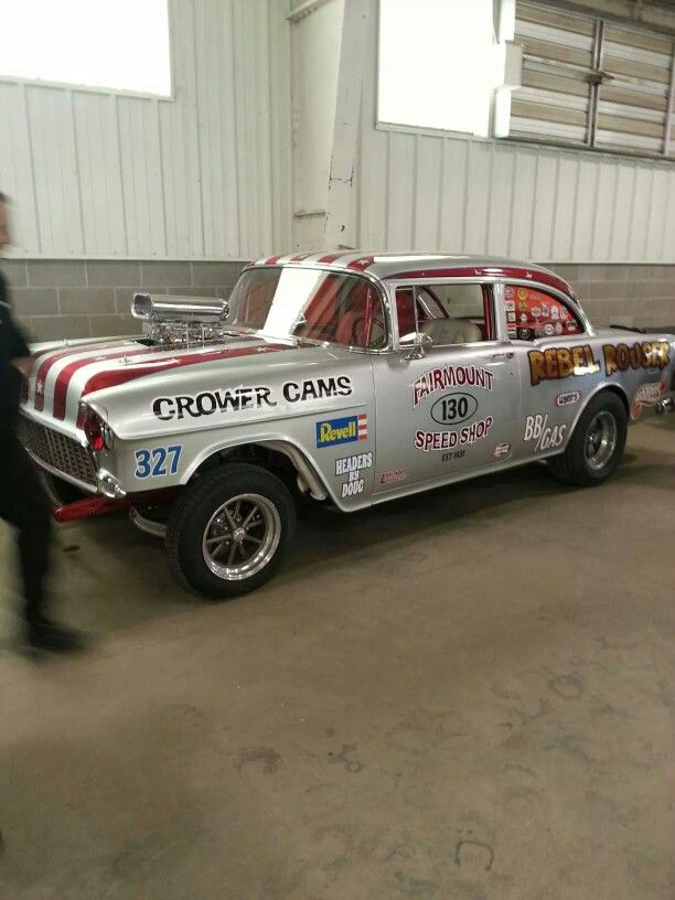 57 Best Rowan Blanchard Images On Pinterest: 120 Best Images About 55-57 Chevy Gasser Model Car Ideas