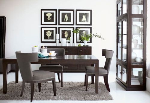 bernhardt | inspiration | dining room - inspiration | pinterest
