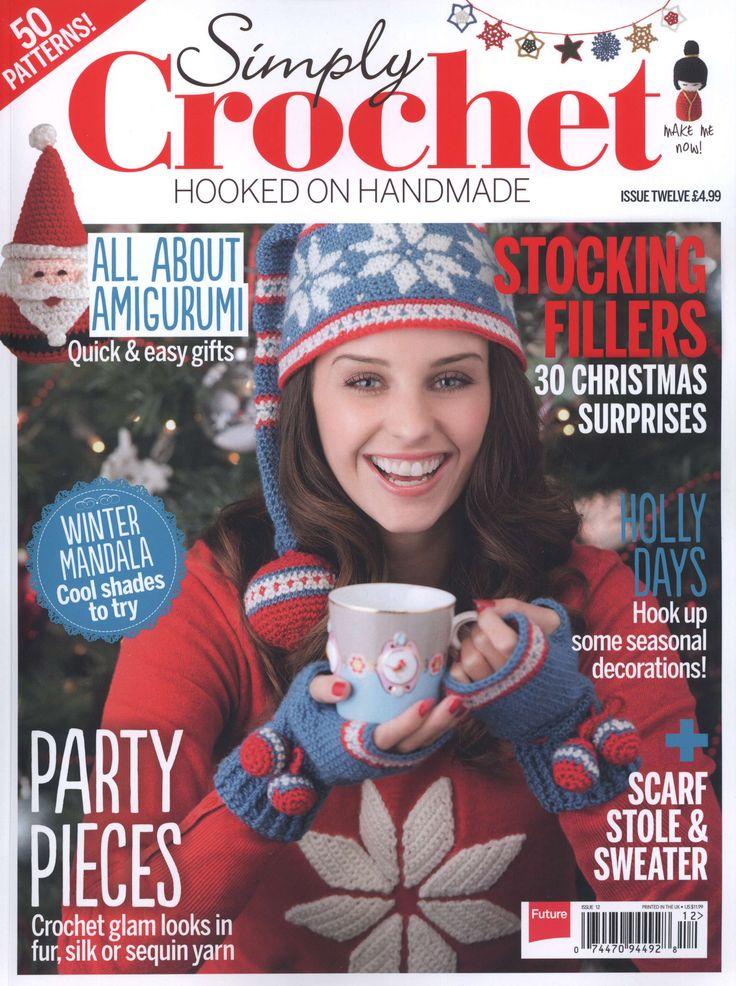 Simple Crochet - Dec.2013