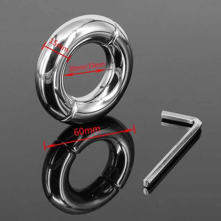 11.02$  Buy here - http://alip17.shopchina.info/go.php?t=32764117927 - Stainless steel Penis Cock Ring Glans Penis Stretch Sex Ring Ball Stretcher Sex Toys for Men Delay Ejaculation  #buymethat